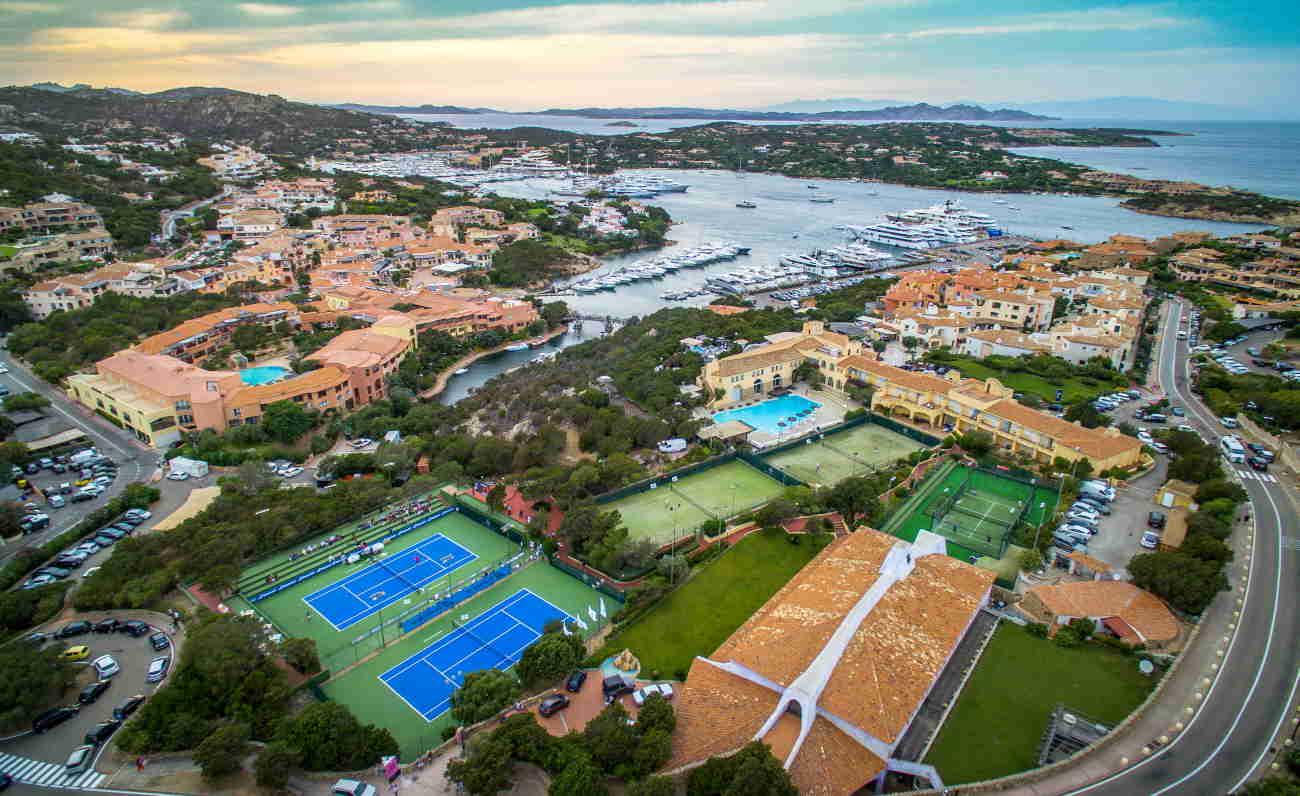 tennis Costa Smeralda