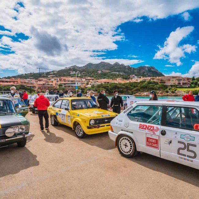 Rally Storico Costa Smeralda